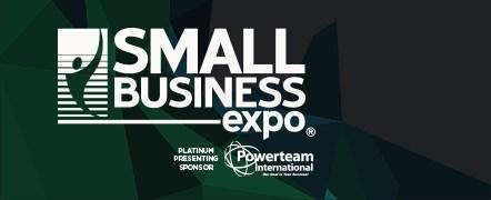 Small Business Expo Titanium Sponsor Powerteam International