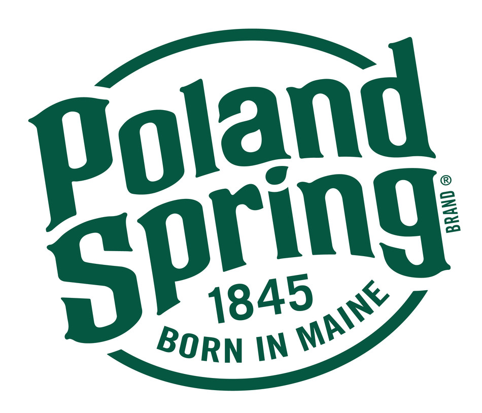 Poland Spring 100% Natural Spring Water to Use 100% Recycled Plastic