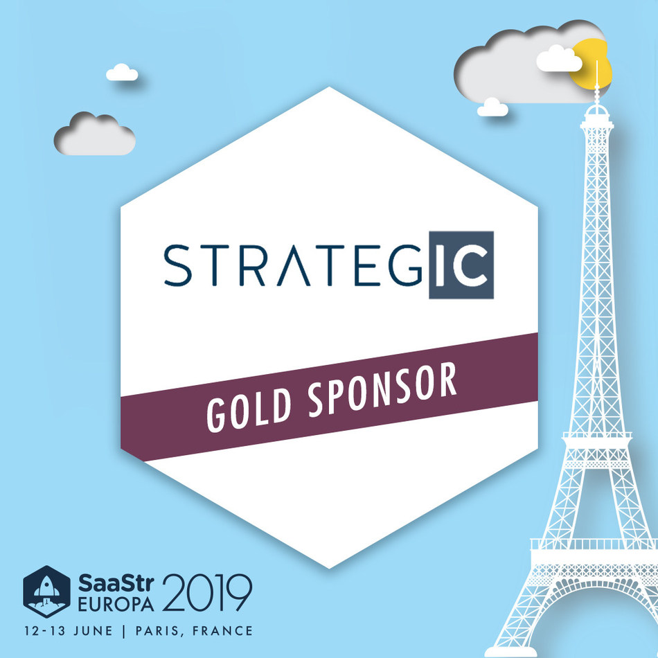 Strategic IC to Showcase New Buyer Intent Data Service for Account-Based Marketing at SaaStr Europa 2019
