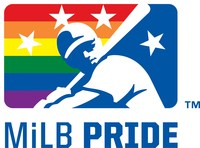 Minor League Baseball™ (MiLB™) today announced the official launch of MiLB Pride, the largest documented Pride celebration in professional sports, as part of the organization's diversity and inclusion initiative.