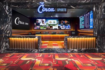 Circa Sports at Golden Gate Hotel Casino