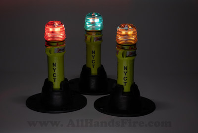 New York City Transit Spec E Flare Flagging Lantern 2