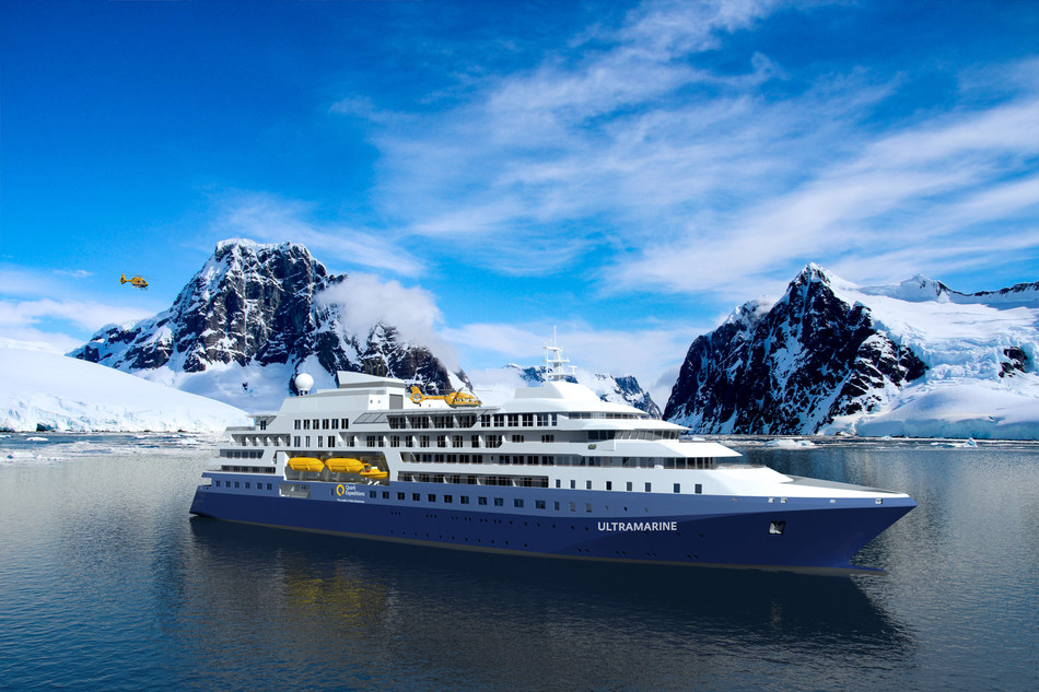 The Ultimate Polar Expedition Ship