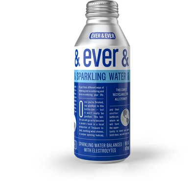 Ever & Ever Sparkling Water