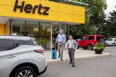 (PRNewsfoto/The Hertz Corporation)