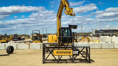 Global Operator Challenge (CNW Group/Finning Canada)