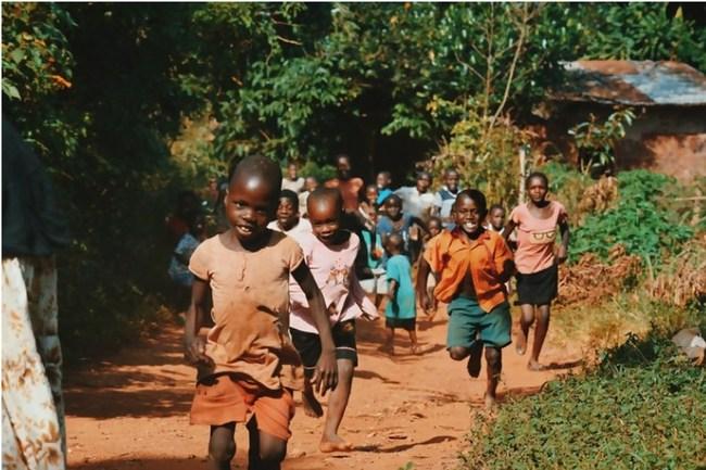 Children in Belize