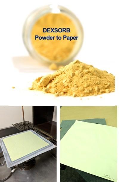 DEXSORB - Powder to Paper