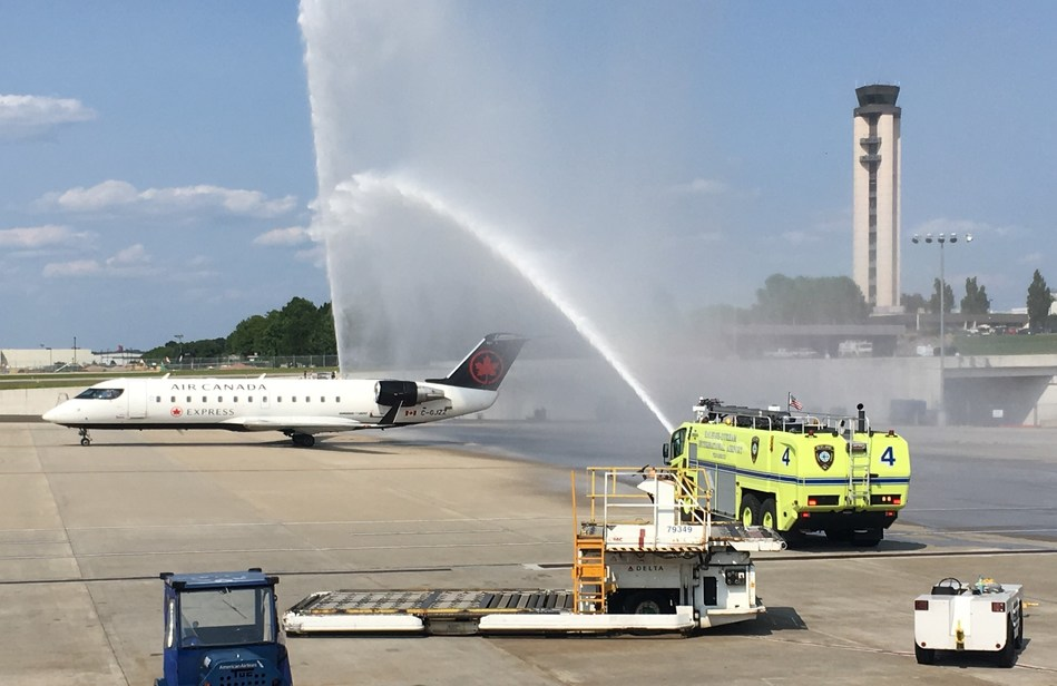 Air Canada Inaugurates Daily Montreal-Raleigh Flights (CNW Group/Air Canada)