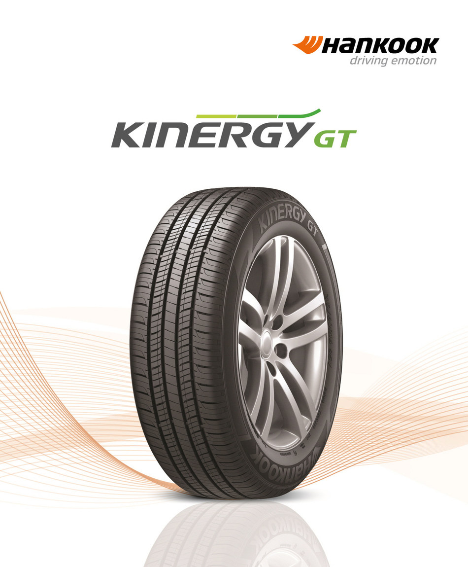 Hankook Tire will supply original equipment Kinergy GT tires to the all-new 2020 Toyota Corolla.