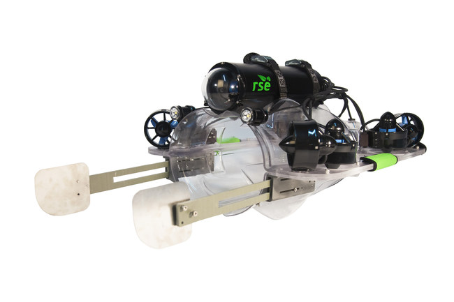 RSE Unveils Lionfish Guardian LF1, Mark 4 Robot with Visual Recognition System for AI Aided Precision Fishing