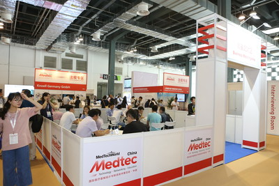Medtec China 2018 Match Making zone