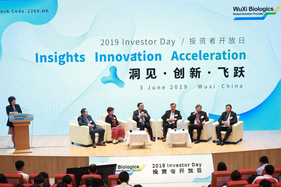 WuXi Biologics Hosts Successful Inaugural Investor Day