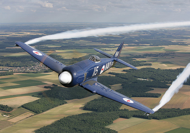 Outstanding example of British aviation history offered for sale