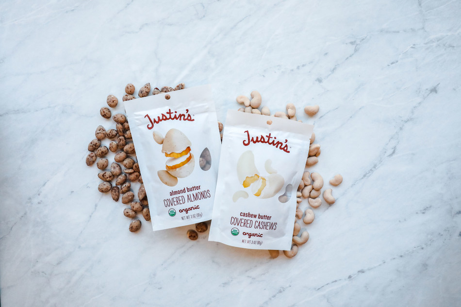 Justin's Nut Butter Covered Nuts