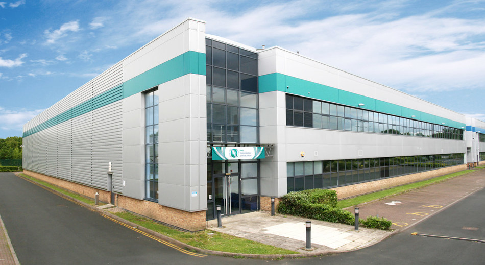 MMX Headquarters in Solihull