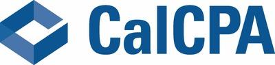 CalCPA logo (PRNewsfoto/CalCPA)