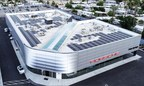SunPower Solar System on World's First 'Destination Porsche' Prototype Dealership Designed and Installed by Renova Energy