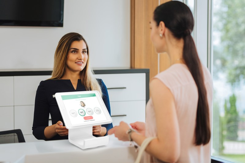 Tippy's digital tipping platform includes a Tippy Mobile App, a Tippy-branded kiosk, digital dashboard summarizing transactions, and technical support from Tippy's Success Agent Program.