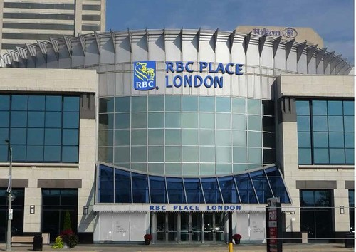 RBC et le London Convention Centre ont annoncé aujourd'hui une entente de commandite de dix ans aux termes de laquelle le London Convention Centre, situé au cœur du centre-ville de London, en Ontario, sera renommé RBC Place London. (Groupe CNW/RBC Banque Royale)