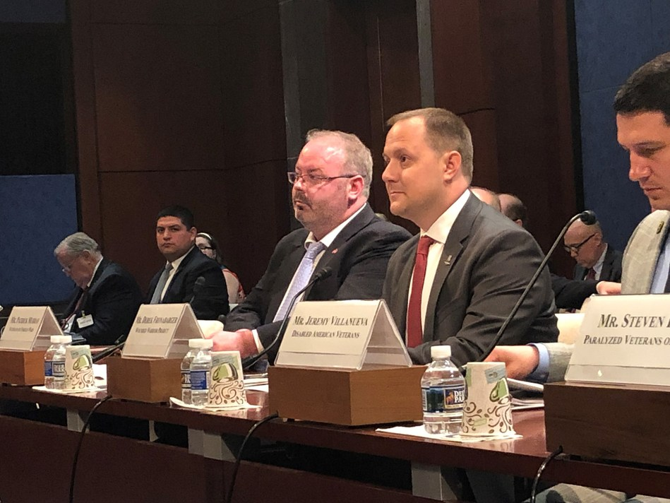 Wounded Warrior Project (WWP) testified before the House Committee on Veterans' Affairs, Subcommittee on Economic Opportunity, on efforts to reform VA's Vocational Rehabilitation and Employment (VR&E) program.
