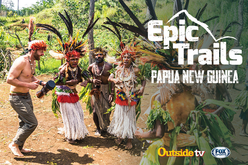 Epic Trails Season Two Premiere Featuring Papua New Guinea