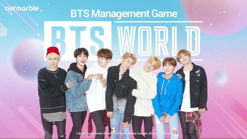 BTS_WORLD_Netmarble_Corp