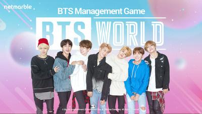 """""""在《BTS WORLD》中担任BTS的经纪人吧!"""""""