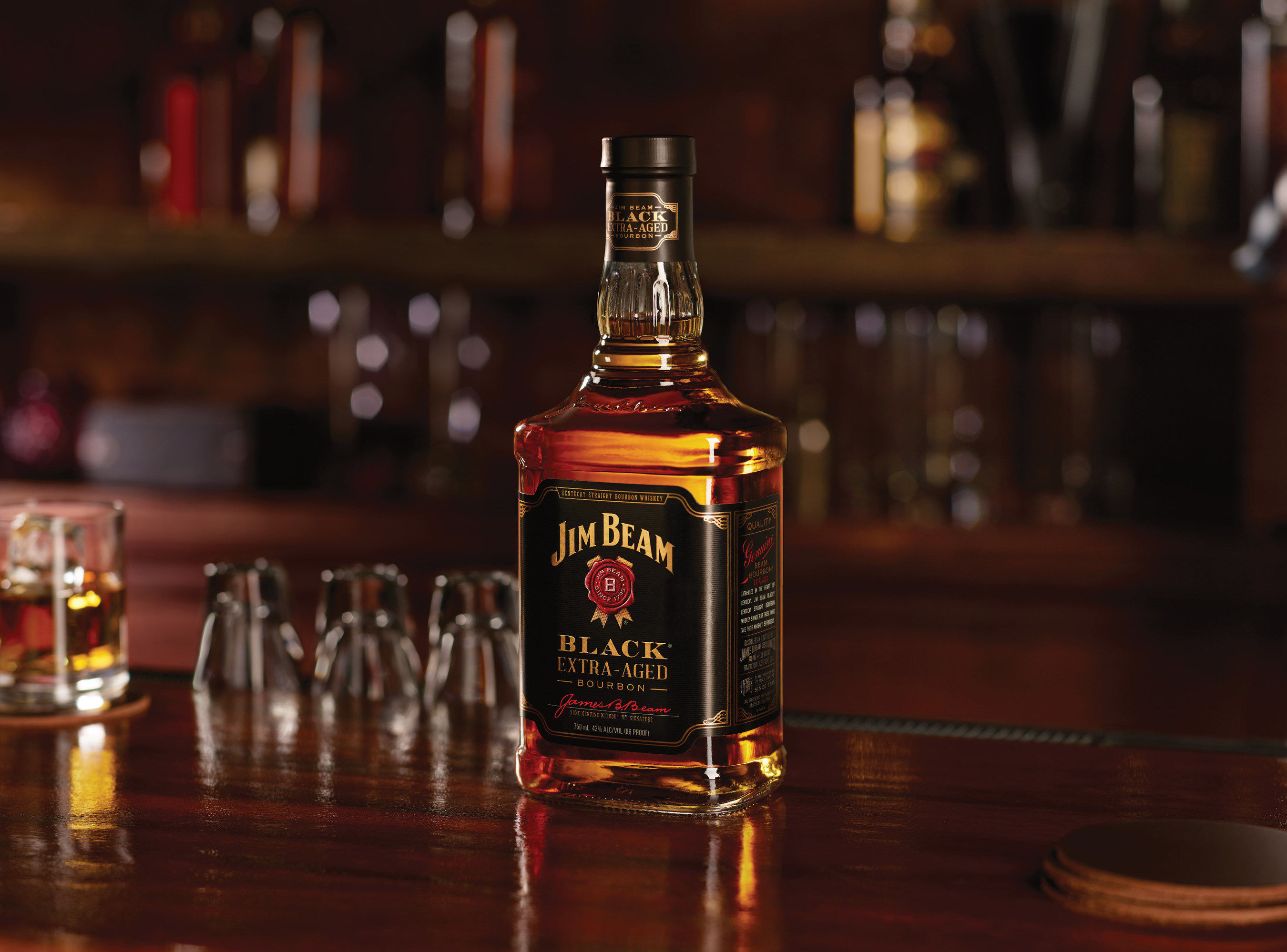 The Results Are In American Whiskey Drinkers Prefer The Taste Of Jim Beam Black 23 Over One Of The Most Expensive And Rare Bourbons In The World