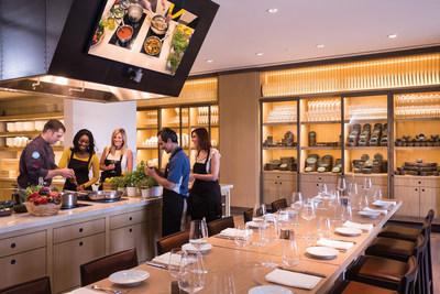 Ravello Demonstration Kitchen