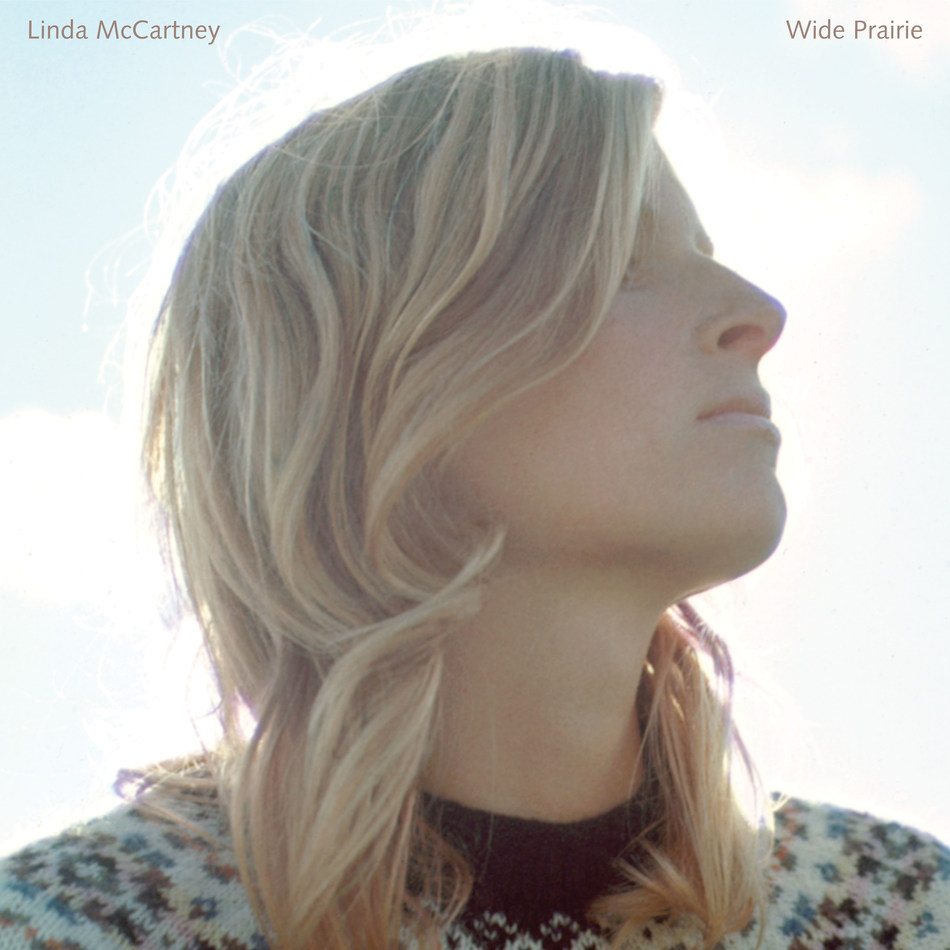 Linda Mccartney Wide Prairie 1998 Compilation To Be Re