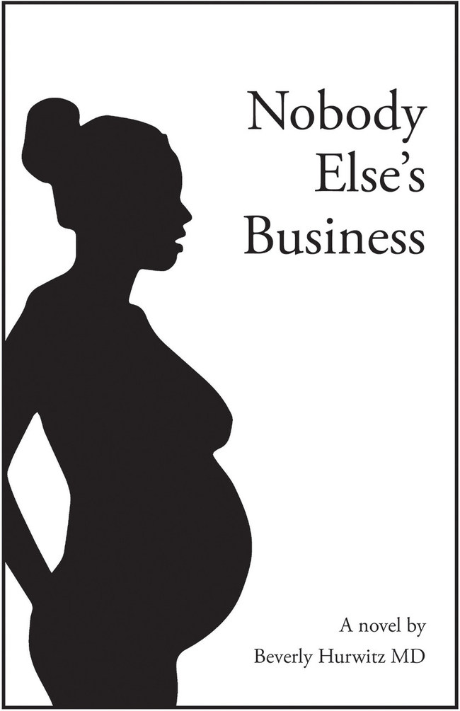 Nobody Else's Business book cover