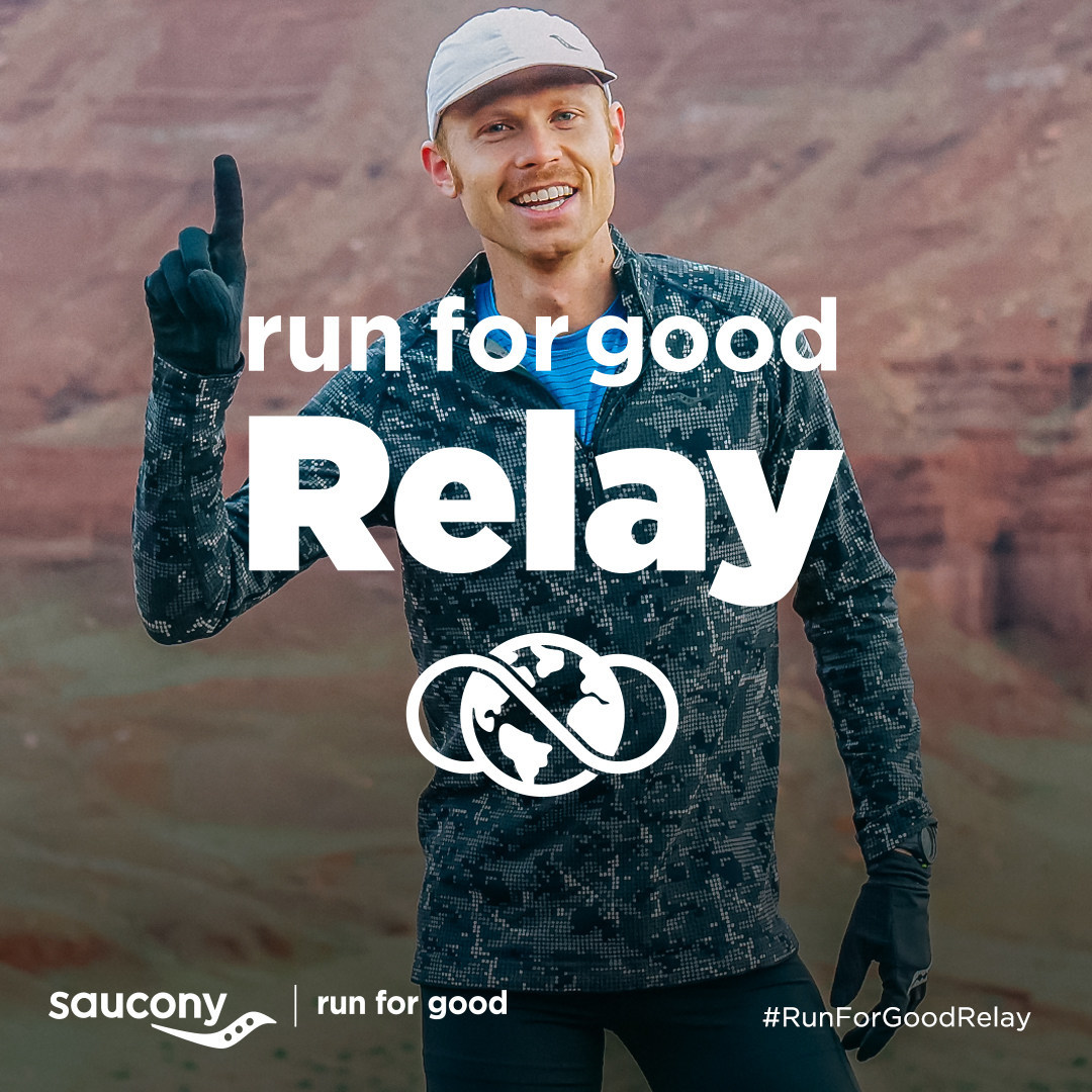 Saucony Launches New Global Brand Platform: