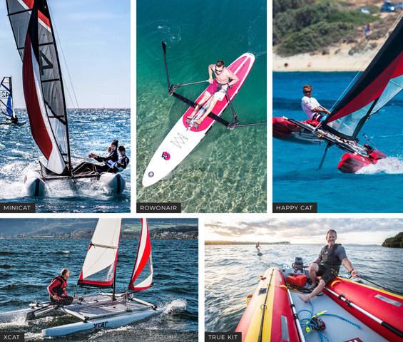 (PRNewsfoto/Red Beard Sailing)