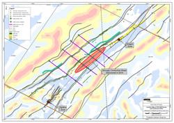 Figure 2: EM Survey (CNW Group/Purepoint Uranium Group Inc.)
