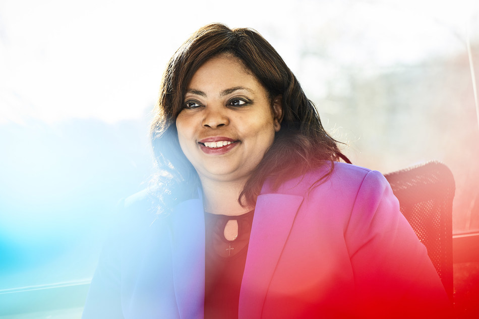 Audra Jenkins, Chief Diversity and Inclusion Officer, Randstad North America