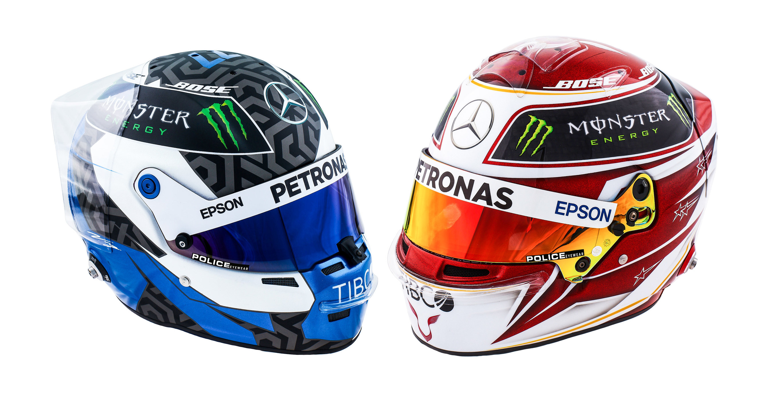 Police Races Into F1™ With Lewis Hamilton & Mercedes-AMG