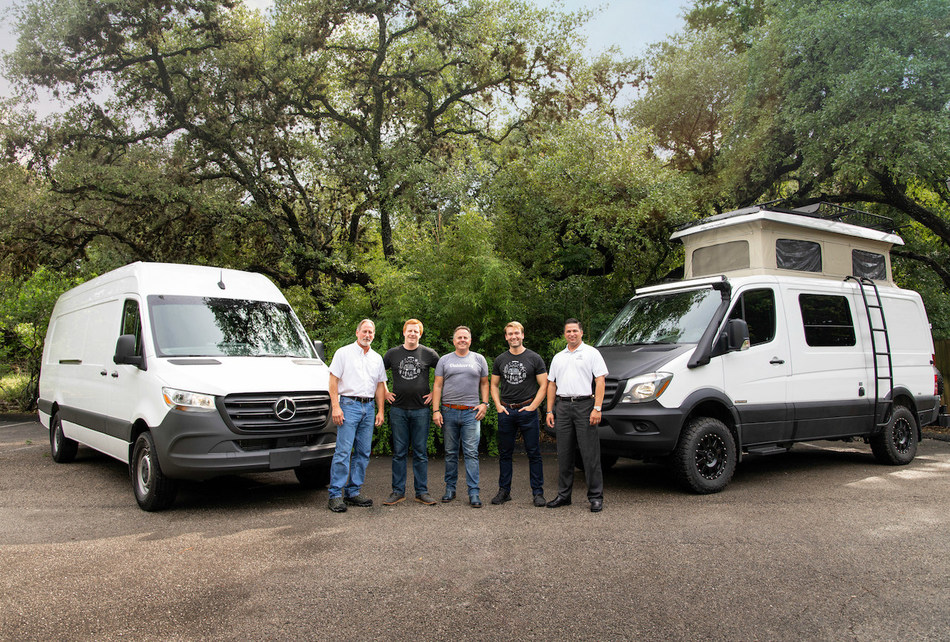 Outdoorsy announces the launch of its Vehicle Purchase Program, the world's first online sales and distribution model for campervans and RVs