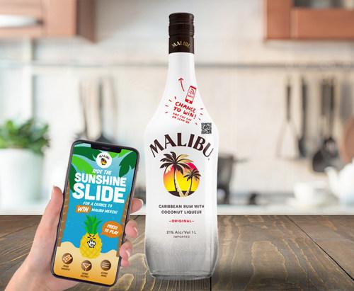 Malibu Connected Bottle