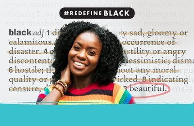 #RedefineBlack