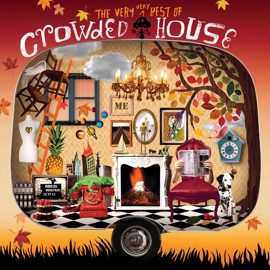Originally issued on CD in 2010, The Very Very Best Of Crowded House is set to make its long-awaited vinyl debut on July 12 through Capitol Records/UMe. Due for release in a glorious gatefold sleeve including notes & printed inner bags, The Very Very Best Of Crowded House has been compiled & cut from original analogue master tapes at London's legendary Abbey Road Studios to 2 x 180-gram Heavyweight Black vinyl LPs. A special Limited-Edition Orange Vinyl version is also available at key retailers