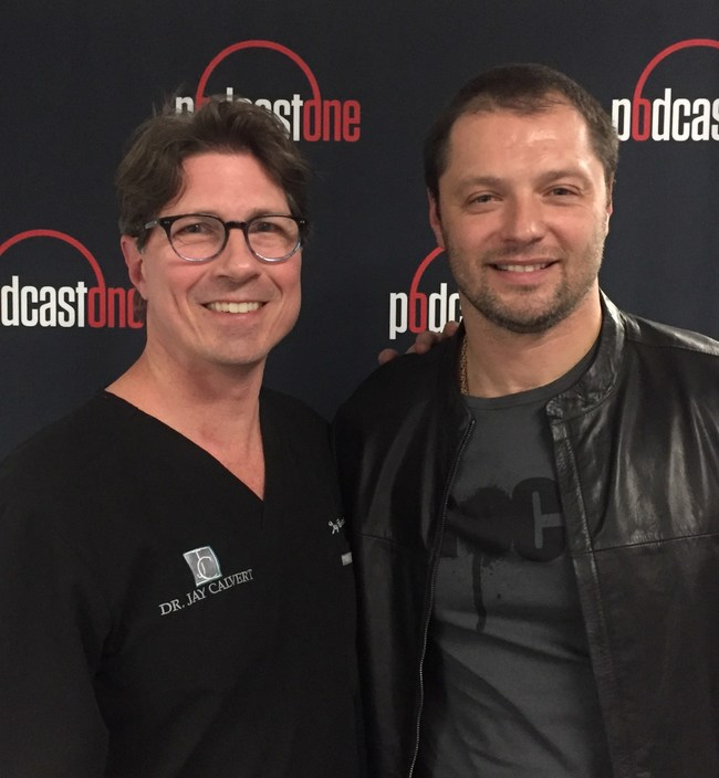 Dr Jay Calvert with two time Stanley Cup Champion Oleg Tverdovsky on the Dr Hockey Podcast! Catch the Dr Hockey Podcast on PodcastOne and Apple Podcasts, as well as Google Play