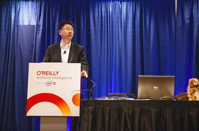 Squirrel AI Learning by Yixue Group is invited to the 2019 O'Reilly AI Conference in New York City (PRNewsfoto/Yixue Education)