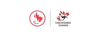 Logo : Comité paralympique canadien / Taekwondo Canada (Groupe CNW/Canadian Paralympic Committee (Sponsorships))