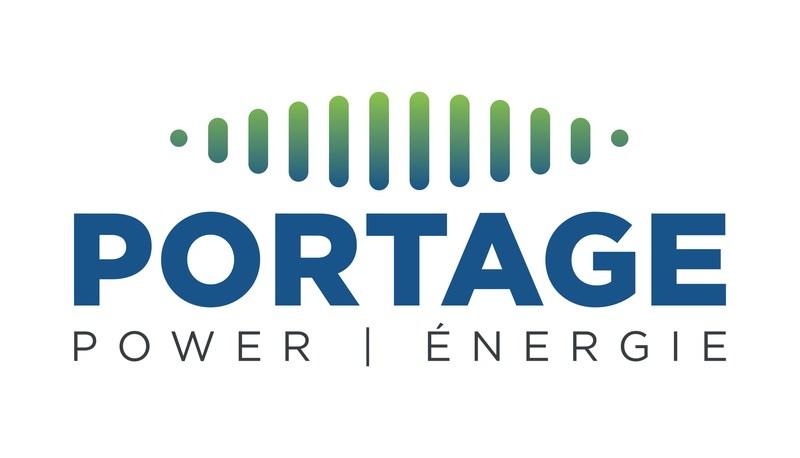 Logo: Portage Power (CNW Group/Hydro Ottawa Holding Inc.)