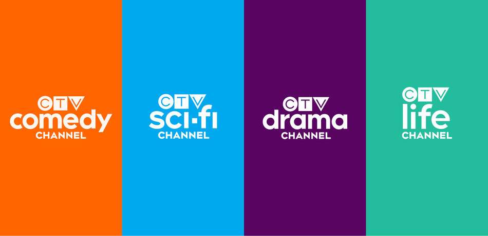 New CTV Suite of Specialty Channels to Be Unveiled Sept. 12 (CNW Group/CTV)