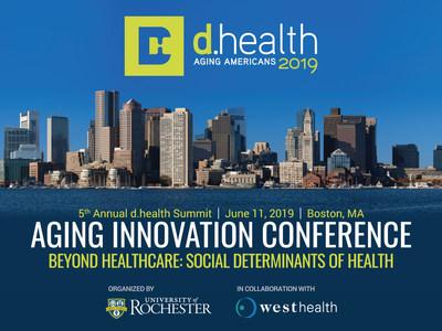 Fifth Annual d.health Summit, June 11, 2019, Boston, MA