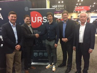 Ursa and ICEYE Extend Partnership for SAR Satellite Data and Products
