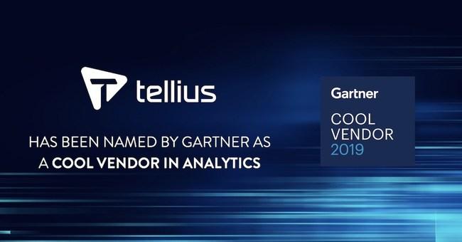 Tellius named a Gartner 2019 Cool Vendor in Analytics