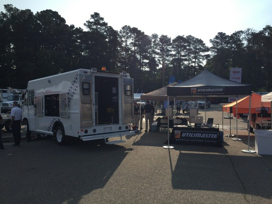 UTILIMASTER SHOWCASES WALK-IN VAN AT ELECTRIC UTILITY FLEET MANAGERS CONFERENCE